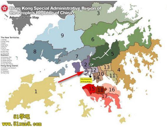 香港城市大学东莞分校区地址